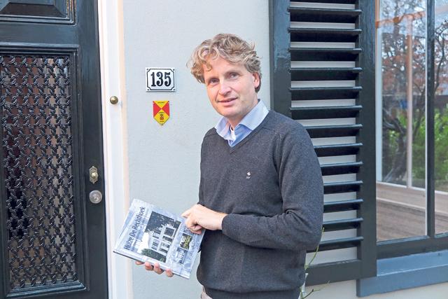 Boek over de rechthoek voorster nieuws - Eigentijds rechthoek huis ...